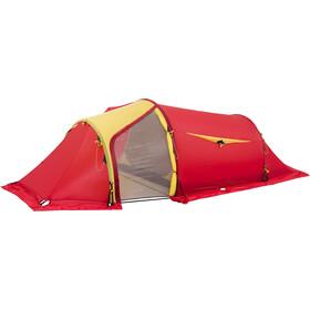Helsport Lofoten X-trem 3 Camp Telt, red/yellow